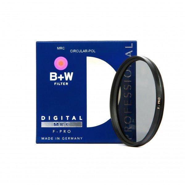 filtr polaryzacyjny B+W Pol-Cir MRC 58mm