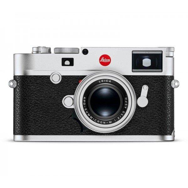 Leica M10 Silver Body