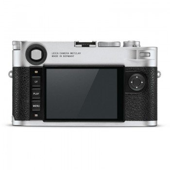 Leica M10 Silver aparat
