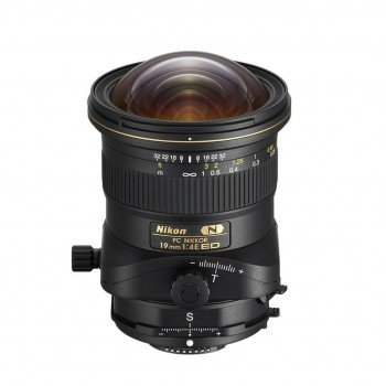 Nikkor 19/4 E ED PC Tilt-Shift