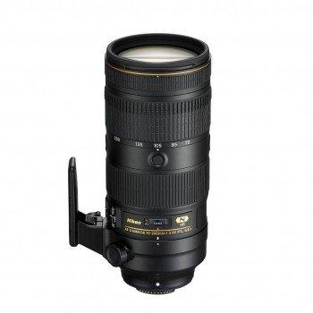 Nikkor 70-200mm f/2.8 E FL ED VR AF-s