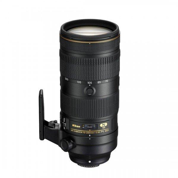 Nikkor 70-200/2.8 E FL ED VR AF-s