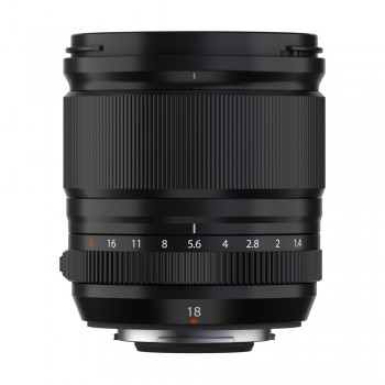 FujiFilm 18mm f/1.4