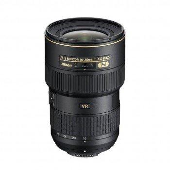 Nikkor 16-35/4 G ED AF-S VR