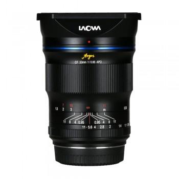 Obiektyw Laowa 33/0.95 Argus APO CF (Fujifilm X)
