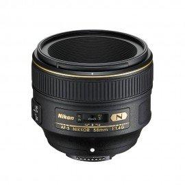 Nikkor 58/1.4 G AF-S sprzęt foto dla profesjonalistów