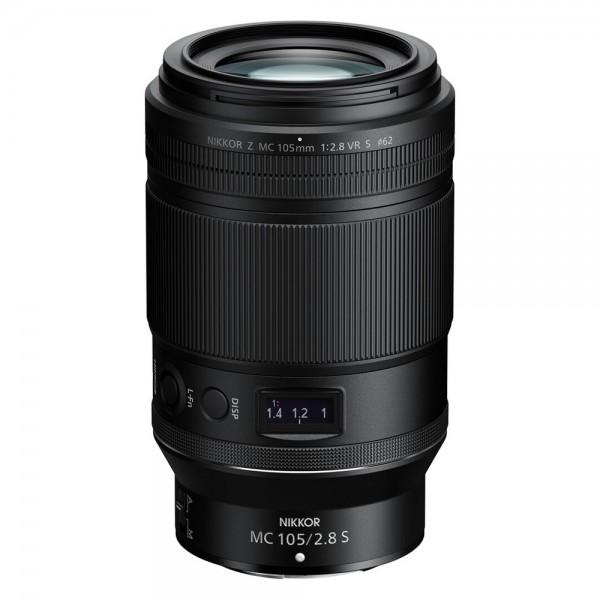Obiektyw Nikkor 105/2.8 Z MC VR S