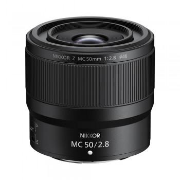 Obiektyw Nikkor Z 50/2.8 MC