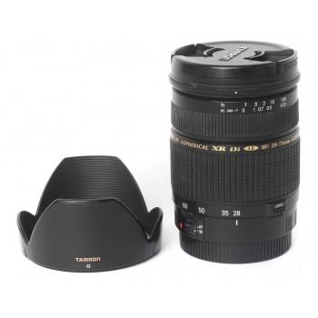 Tamron 28-75/2.8 SP Di XR (Canon)
