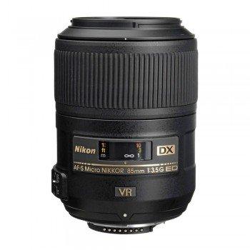 Nikkor 85mm f/3.5 G ED VR AF-S DX Micro sklep fotograficzny w centrum warszawy