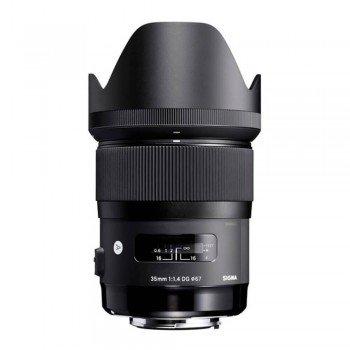 obiektyw Sigma 35/1.4 ART DG HSM (Nikon)