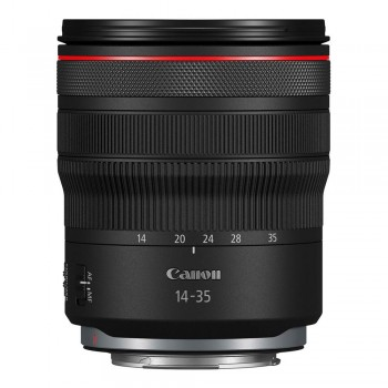 Obiektyw Canon 14-35/4 RF L IS USM