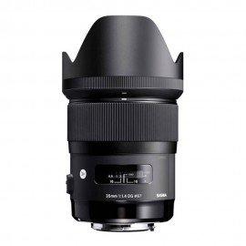 Sigma 35/1.4 ART DG HSM (Canon) Sklep z profesjonalnym sprzętem foto