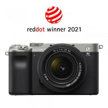 Aparat fotograficzny Sony A7C + FE 28-60/4-5.6