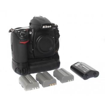 Nikon D700 Niski przebieg