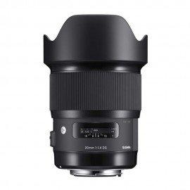 Sigma 20mm f/1.4 ART DG HSM (Canon) Nowy i używany profesjonalny sprzęt fotograficzny