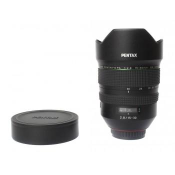 Pentax 15-30mm f/2.8 D-FA ED SDM WR