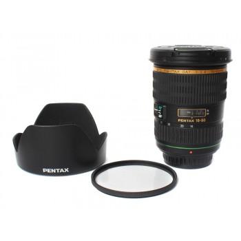 Pentax 16-50mm