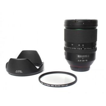 Pentax 24-70/2.8 HD-FA ED SDM WR