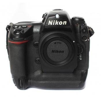 Nikon D2xs lustrzanka
