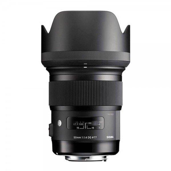 obiektyw Sigma 50/1.4 ART DG HSM (Nikon)