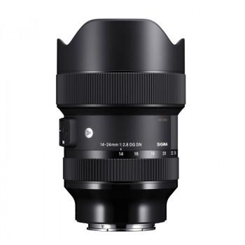 obiektyw zoom Sigma 14-24/2.8 DG DN Art (Sony E)