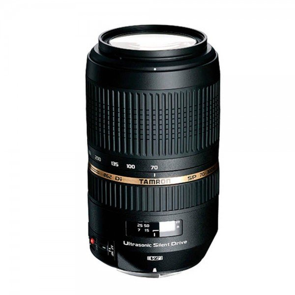 Tamron 70-300/4-5.6 Di VC USD (Nikon) Odkupimy za gotówkę Twój używany aparat.