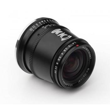 TTArtisan 17mm f/1.4 (Fujifilm X)