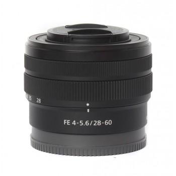 Sony 28-60/4-5.6 FE (Sony E)