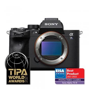 aparat fotograficzny Sony A7S III EISA Award 2021