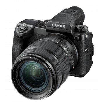 FujiFilm GFX 50S + 32-64/4 GF R LM WR