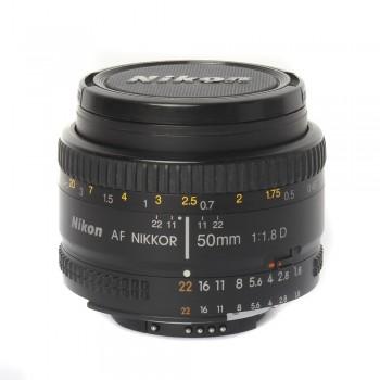 Nikkor 50/1.8 D AF Używany