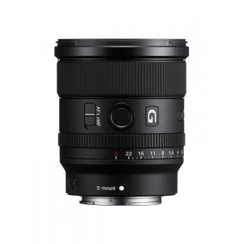 Obiektyw Sony 20mm f/1.8 FE G