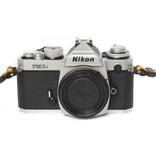 Nikon FM3A lustrzanka analogowa używany