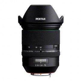 Pentax  24-70/2.8 HD ED D  FA SDM WR Skup obiektywów za gotówkę