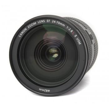 Canon obiektyw zoom używany
