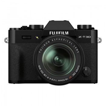 Fuji aparat X-T30 II z obiektywem