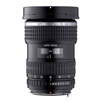 Pentax 33-55/4.5 SMC 645 Odkupimy za gotówkę Twój używany aparat.