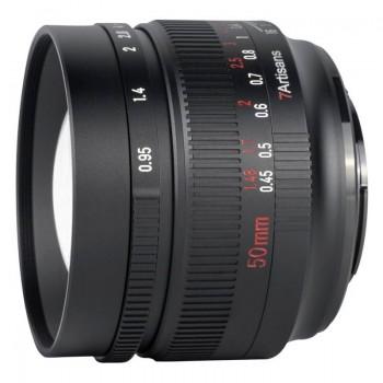 7Artisans 50mm f/0.95 Nikon