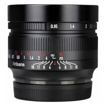 7Artisans 50/0.95 Nikon Z