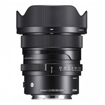 Sigma 24mm Contemporary Sony E