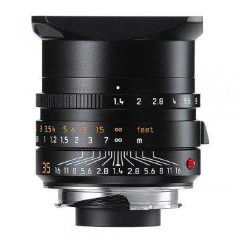 Leica 35/1.4 Mk II SUMMILUX-M ASPH. Nowe i używane obiektywy w sprzedaży