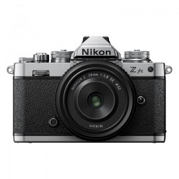 Aparat Nikon Z fc + Nikkor 28/2.8 SE