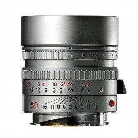 Leica 50/1.4 SUMMILUX-M ASPH. Silver Nowy i używany profesjonalny sprzęt fotograficzny