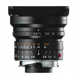 Leica 18/3.8 SUPER-ELMAR-M ASPH. Możliwość pozostawienia używanego obiektywu w rozliczeniu.