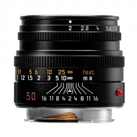 Leica 50/2.0 SUMMICRON-M