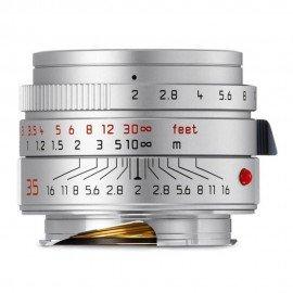 LEICA 35/2.0 silver Nowe i używane obiektywy w sprzedaży