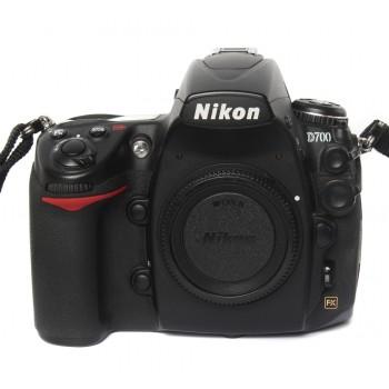Lustrzanka Nikon D700 komis