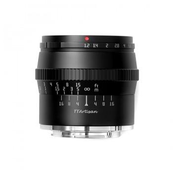 TTArtisan 50/1.2 (Canon EF-M)