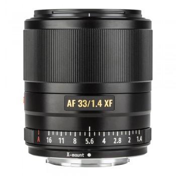 Viltrox 33/1.4 AF STM (Fujifilm X)